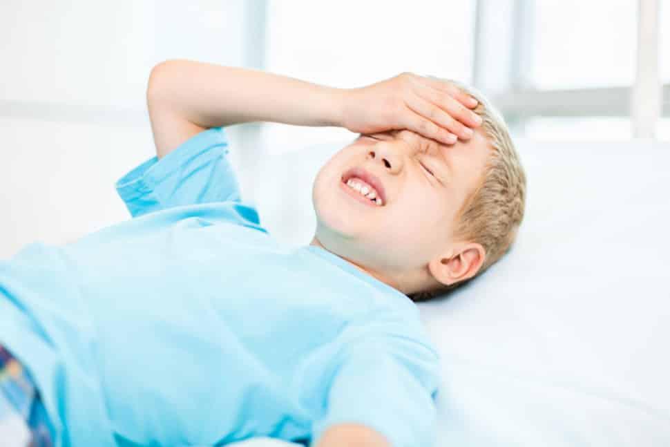 Головная боль у ребенка 7-8 лет