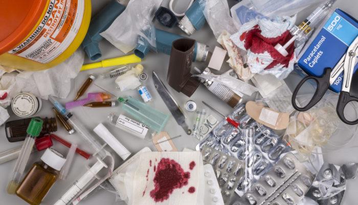 Классы отходов в медицине