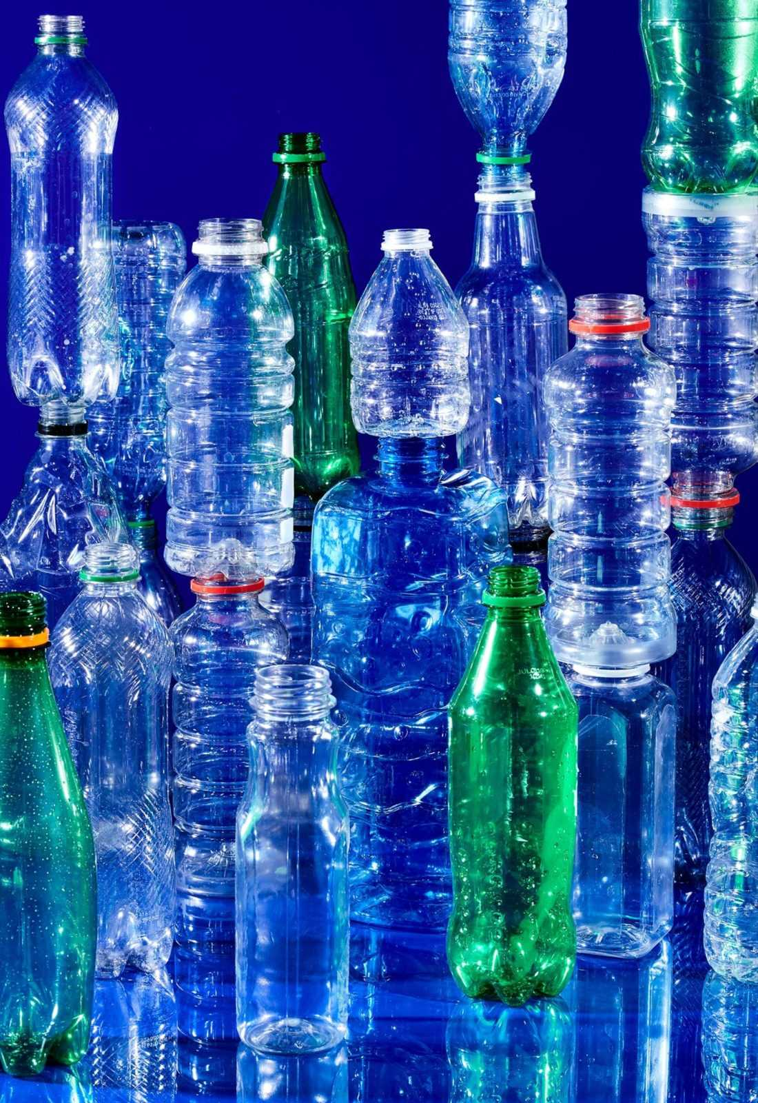 Сколько разлагается пластик?
